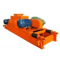 Wholesale Mining / Gold Double Roller Crusher 30 - 60t/H Capacity 3.4 T Weight from china suppliers