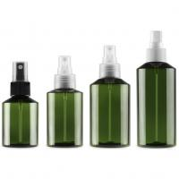 China Alcohol 84 Disinfectant Empty Lotion Bottles With Pump Action Spray Bottle for sale