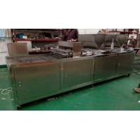 Buy cheap 80m Cake Production Machine , Layer Cake Machine 600KG/H Full Automatic from wholesalers