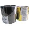 FC3 Type Black Color 35mm*100m Tape Code Foil for sale