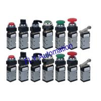 5/2 way 3/2way Shako Mechanical Pneumatic Manual Valves 1/8,1/4,MSV86522,98322 for sale