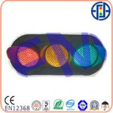 300mm RYG small lens led traffic lights