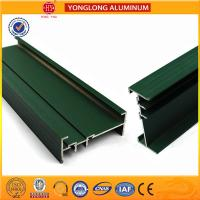Wholesale RAL Colour Powder Coated Aluminium Extrusions Highly Glossy / Matte from china suppliers