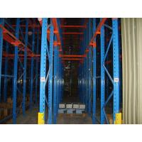 Wholesale Q235 / 345 Warehouse Storage Drive In Pallet Racking Drive Through Racks For Cold Room from china suppliers