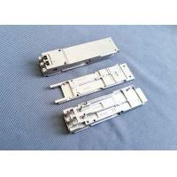 Wholesale Optical Housing Zinc Die Casting Parts Polishing SFP Transceiver Module from china suppliers