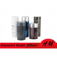 Wholesale Black Color Instant Hair Thickening Fiber For Bald Spot Undectectable from china suppliers