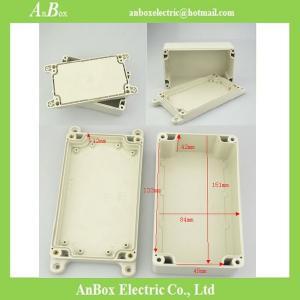 160*90*80mm IP65 plastic pcb waterproof enclosure wall mount