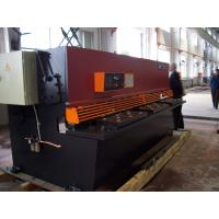 Best Mild Steel CNC Hydraulic Shearing Machine To Cut Metal Plate wholesale