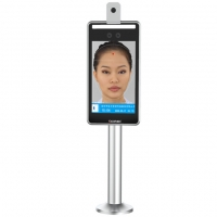 """Wholesale 400cd/m2 Screen 8"""" 20W Face Recognition Access Control System from china suppliers"""