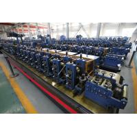 Wholesale SS Pipe Making Machine , Tube Forming Machine Flying Saw Profile from china suppliers