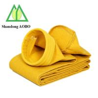 Wholesale cement high temperature resistance filter bag from china suppliers