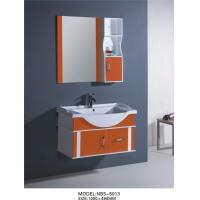 Wholesale 100 X48/cm PVC bathroom cabinet/  wall cabinet / hung cabinet / white color for bathroom from china suppliers