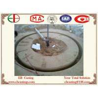 Wholesale Top Ring Castings with CrMo Alloy Steel ZG30CrNiMo EB14006 from china suppliers
