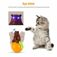 Wholesale Safe puzzle funny  Sound And Light Ball five kinds of sounds  pet bear & tumbler toys from china suppliers