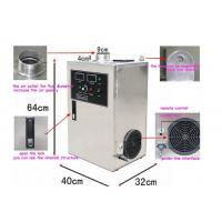 Wholesale ceramic plate ozone machine for kitchen air disinfection from china suppliers