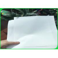 China 1.2g to 1.5g RBD RPD SPN Jumbo Roll Paper Two Side Coated Flame Resitant on sale
