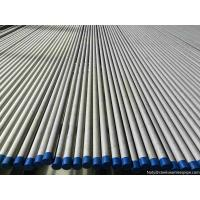 China Threaded Fasteners Stainless Tubes And Pipes Seamless / Welded ASTM A312 TP304L Material for sale