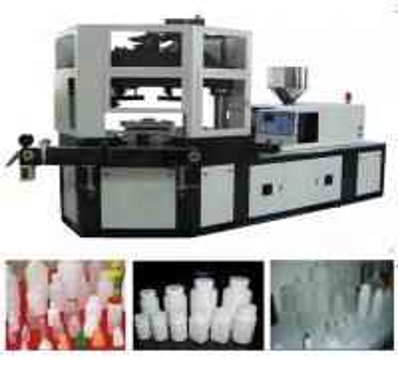 plastic spray bottle injection blow molding machine