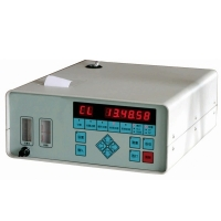 Wholesale 0.1CFM  95% UCL Calculation 5.0μm Laser Particle Counter from china suppliers