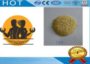 Buy cheap Yellow Raw Steroid Powders Trenbolone Acetate Steroid Finaplix Hormone Revalor-H from wholesalers