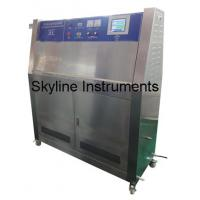 China Programmable Environmental Test Chamber UV Accelerated Weathering Tester for sale