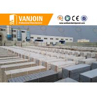 Wholesale Lightweight Fireproof  Insulated Sandwich Wall Panels For Room Partition from china suppliers