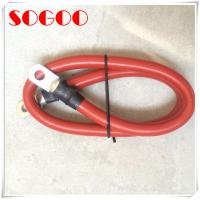 China Red Battery Cable Assembly SBC9002 5/16 Stud 32 Inch 4 Gauge With Tinned Lug on sale