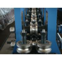 SS Pipe Making Machine , Galvanzied Steel Roll Forming Equipment
