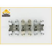 Wholesale Indoor Use 180 Degree Concealed Hinges For Wood Door , 116*27.8*41mm from china suppliers