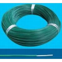 China Silver-coated copper conductor PTFE insulated wire and cable for aircraft and space on sale