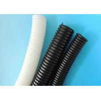 Wholesale Flexible White Black Seal Type Corrugated Pipes with PE PP PA Fire and Acid Resistance from china suppliers