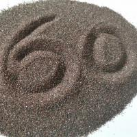 Wholesale High Purity Brown Fused Aluminum Oxide F60 Corrosion Resistance Clean Material from china suppliers