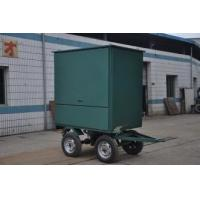 Wholesale Mobile Trailer Type Vacuum Transformer Oil Filtration Machine from china suppliers