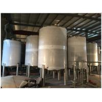 Wholesale Industrial Gasline / LPG Gas Storage Expansion Tanks With Full Parts Vertical Orientation from china suppliers