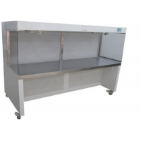 Wholesale Horizontal Laminar Air Flow Cabinet / Clean Bench Class 100 Cleanliness Level from china suppliers