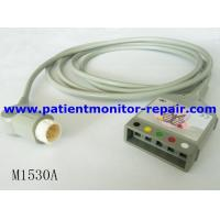 Tail - Cull Medical Equipment Accessories ECG Patient Trunk M1530A Cable IEC for sale