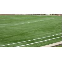 Wholesale Bicolor Thiolon University Playground Synthetic Soccer Grass Lawns 12500 Dtex from china suppliers
