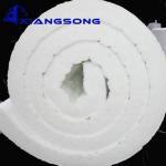 China Factory Price Alumina Silicate Needle Ceramic Fiber Insulation Blanket for sale
