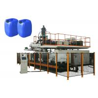 Wholesale Large Single Station Plastic Drum Blow Molding Machine For 30L Jerry Can from china suppliers