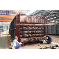 China Tubular Air Preheater For Steam Generator Units Biomass Coal Fired Custom Color for sale