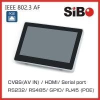 In Wall Android Tablet PC With Power Over Ethernet For Smart Home