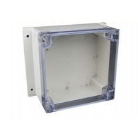 Wholesale OEM ODM 16*16*9cm Outdoor Plastic Electrical Enclosure from china suppliers