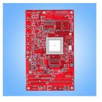 Wholesale Red oil card board, Six Layer PCB,  High Density Printed Circuits Board from china suppliers