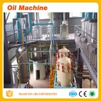 Wholesale 5 -120TPD Corn Germ Oil Production Line Maize Oil Refining Machine Maize Oil making press from china suppliers