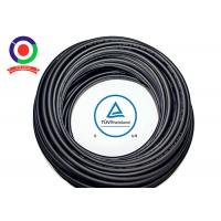 Waterproof 16mm Single Core Cable 10.2mm OD Excellent Flexibility Wear Resistance