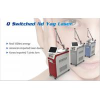 Wholesale High power Q Switch Nd Yag Laser Beauty Device Laser Tattoo Removal Machine with a good Price from china suppliers