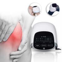 Wholesale Knee Pain Relief Laser Therapy Machine ABS Material With Heating Airbag Massage from china suppliers