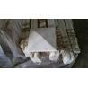 Marble Column Cap Wall Copin Guangxi White Marble Pillar Cap China Carrara Marble Pier Cap for sale