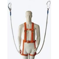 Wholesale Full body safety harness belt,Model BH-05,Polyester material,Bandwidth 45mm,Strength 15KN from china suppliers
