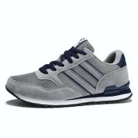China Quick Drying Casual Sports Shoes , Badminton Sneakers Lace Up Closure for sale